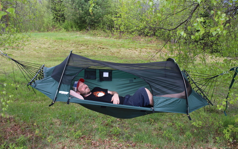 you should consider purchasing a bridge hammock like this one if you find the design of gathered end hammocks un fortable and confining  best camping hammocks  the ultimate buyers guide   hammocks adviser  rh   hammocksadviser