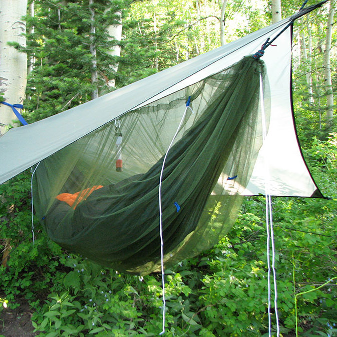 with almost the same importance as a rain tarp you also require a bug    some hammocks cone with their own bug  s  a top covering that can zip over the     the  plete guide on how to hang your hammock   hammocks adviser  rh   hammocksadviser