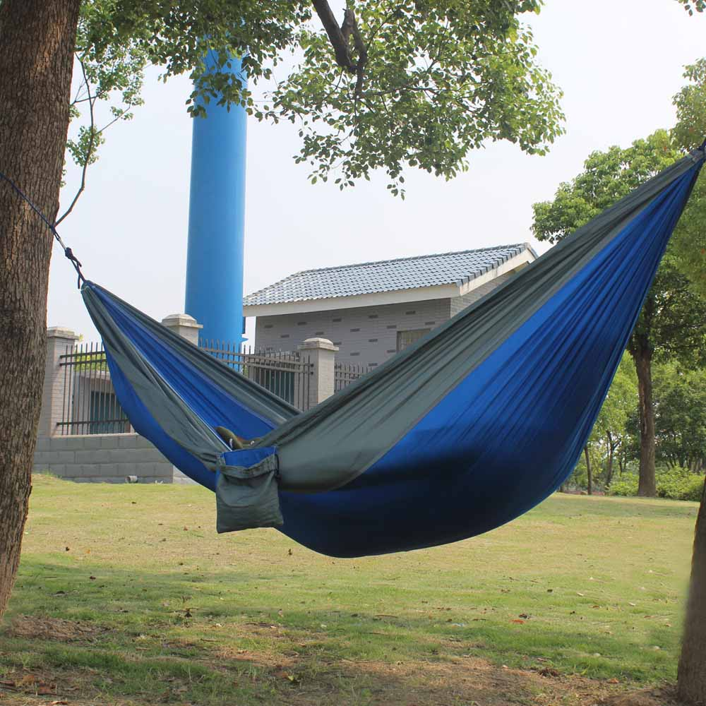 for frequent campers this is the most popular type of hammock  as the name suggests it bares the look of a parachute  this hammock is made of very strong     the  plete guide on how to hang your hammock   hammocks adviser  rh   hammocksadviser